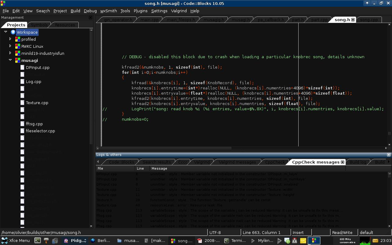 code blocks 10.05
